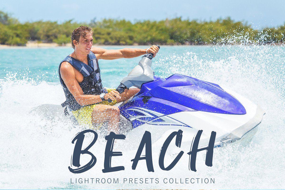 Beach Collection Lightroom Presets In 2020 Jet Ski Rentals Lightroom Presets Collection Jet Ski