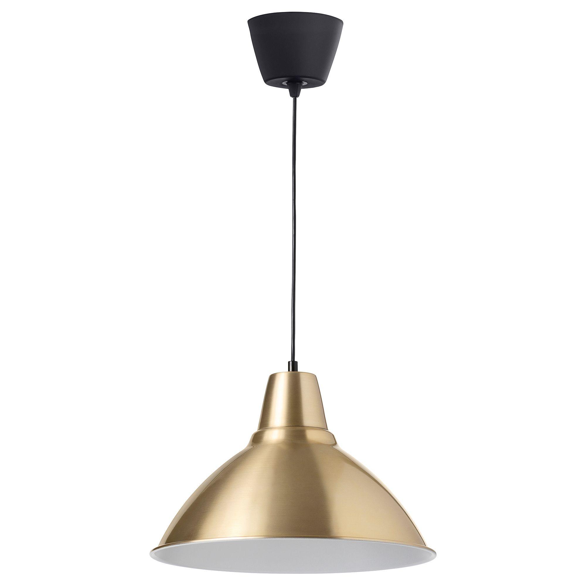 FOTO φωτιστικό οροφής IKEA   Pendant lamp, Brass pendant