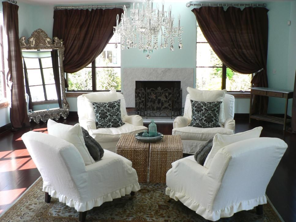 "Say ""oui"" To French Country Decor  Hgtv French Country Style Awesome Hgtv Living Room Design Ideas Inspiration Design"