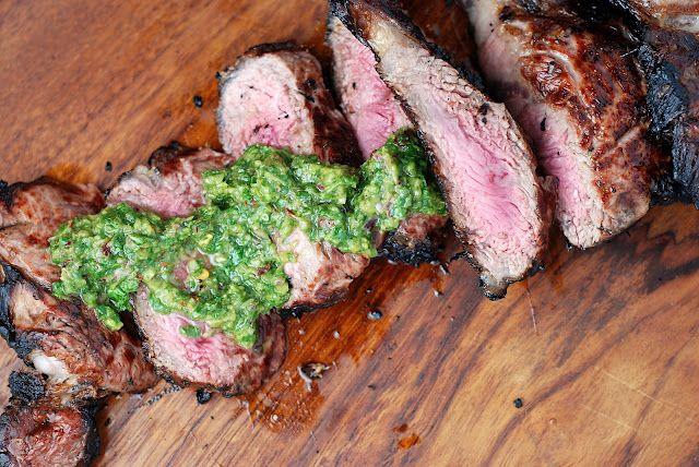 Genevieve Cooks: Steak!