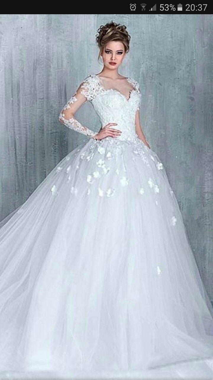 Pin de capron en robe de mariée | Pinterest