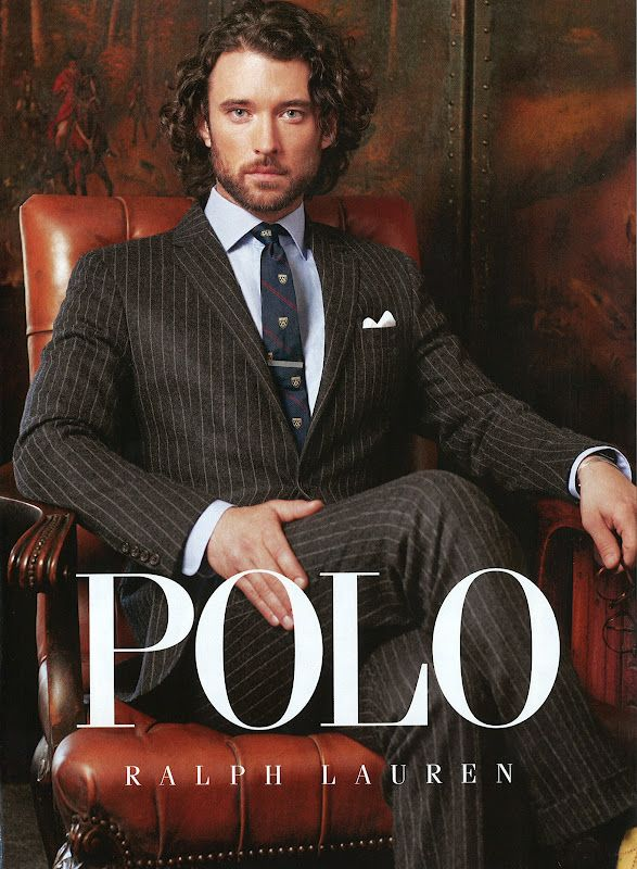 6870ac530e9979 Patrick Sullivan for Polo Ralph Lauren. I did an interview with Patrick way  way back!