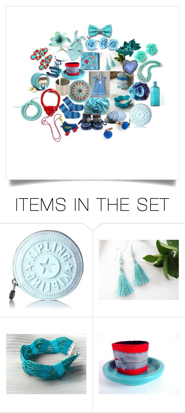 """""""Great Handmade Etsy Gifts"""" by crystalglowdesign ❤ liked on Polyvore featuring art"""