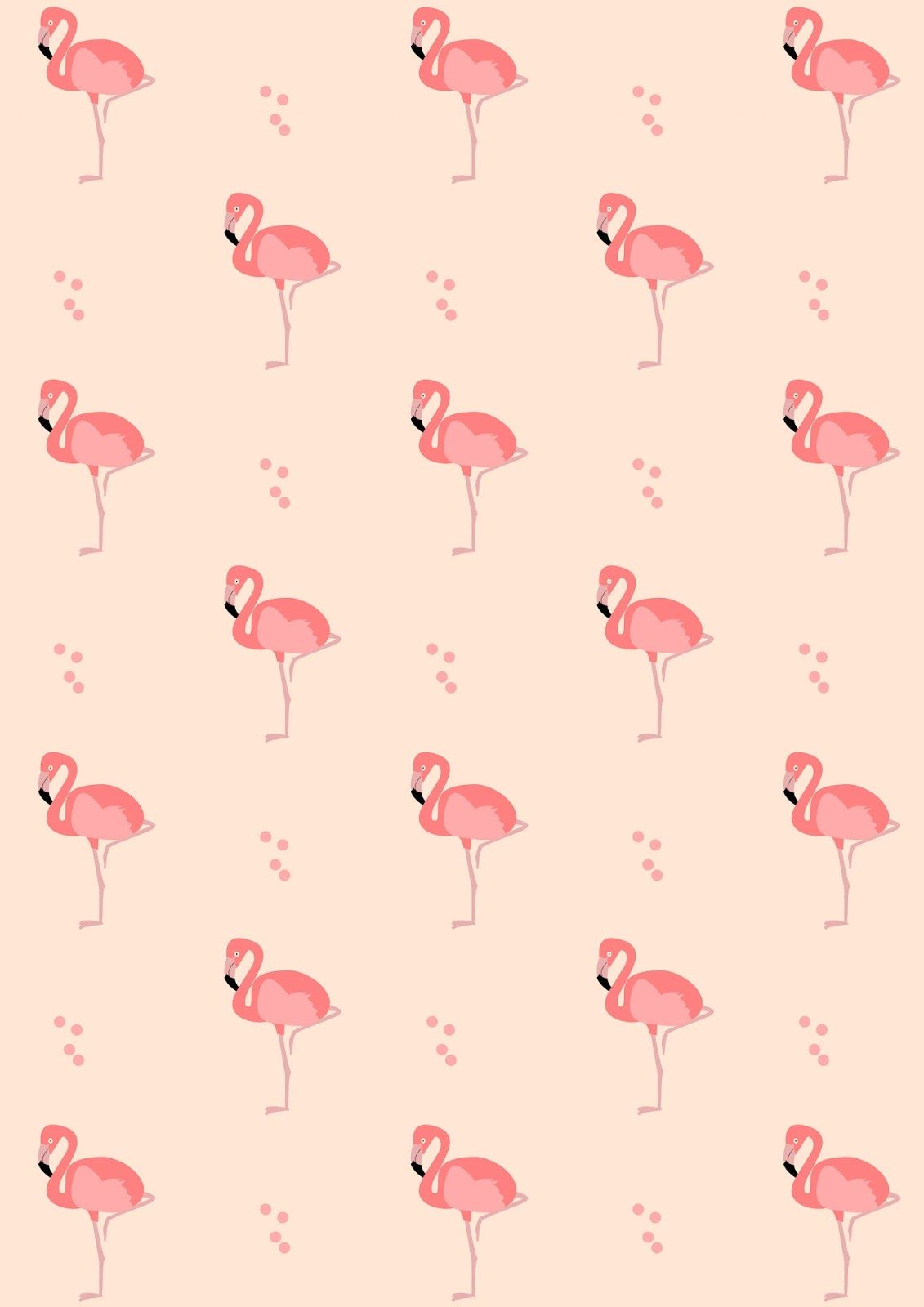 how to make a flamingo out of paper