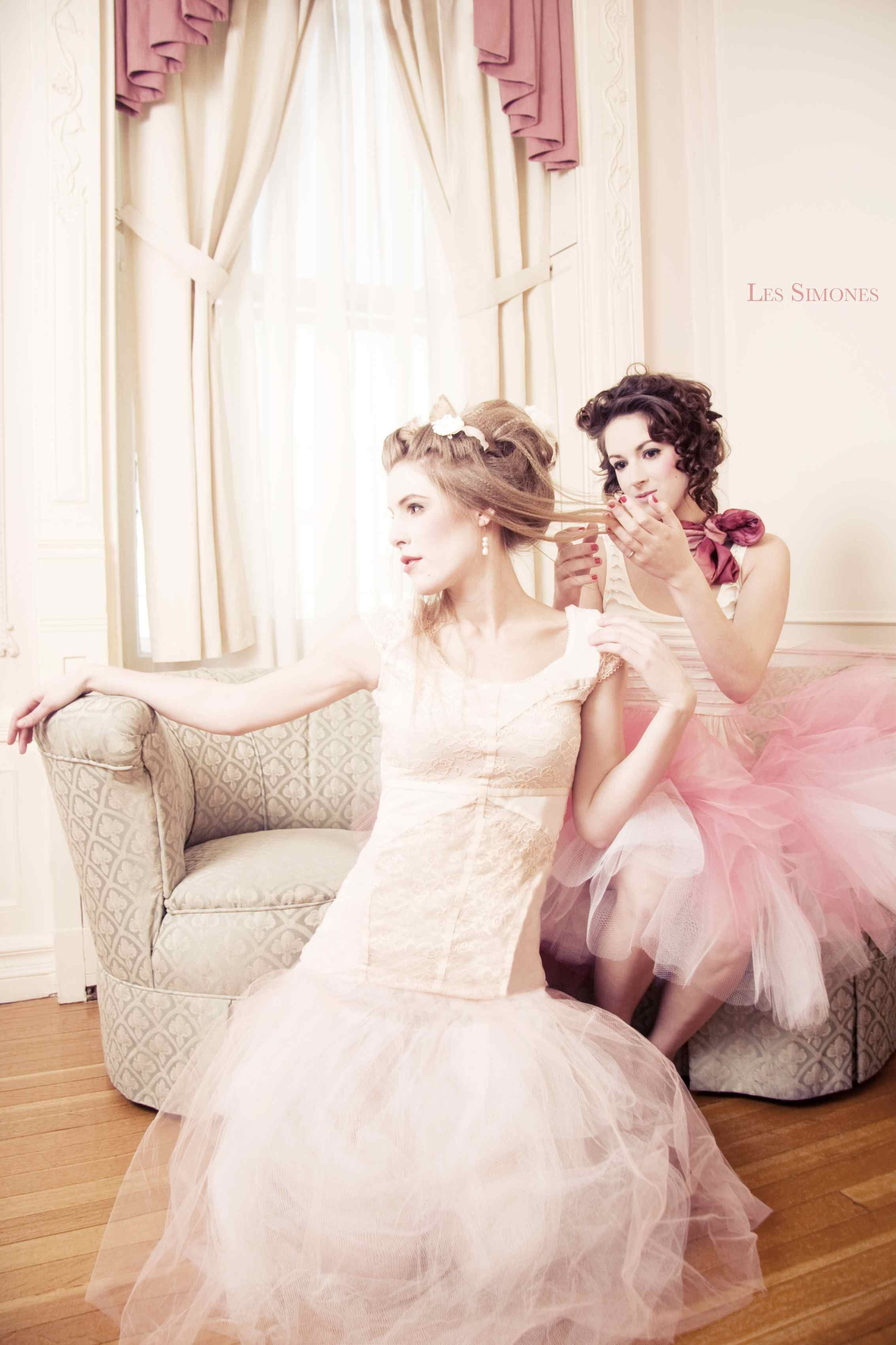 Pink wedding dress say yes to the dress  OMG I  LOVE this dress  REINAS  QUEENS  Pinterest