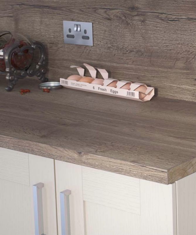Laminate Wood Kitchen Worktops: EGGER Square Edge Wood Effect Laminate Kitchen Worktops 4