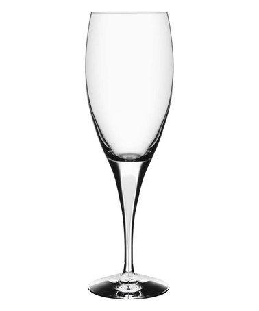 Satin Claret Crystal Goblet #zulily #zulilyfinds