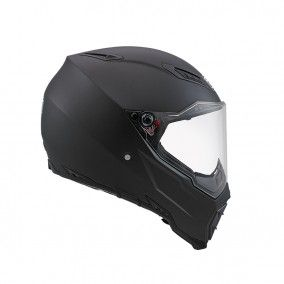 AGV AX-9 Mat Carbon - Helmetdiscounter.com
