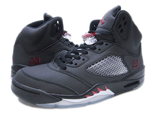 separation shoes 23e62 82bf9 Air Jordan 5 (V) 3M - Raging Bull Pack - Black   Varsity Red - White