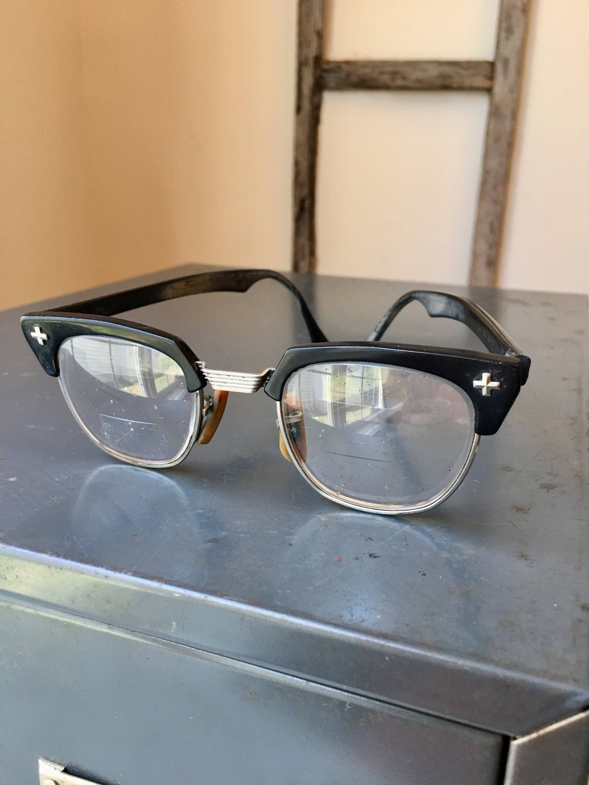 9358611d713 Vintage Bausch and Lomb Safety Glasses