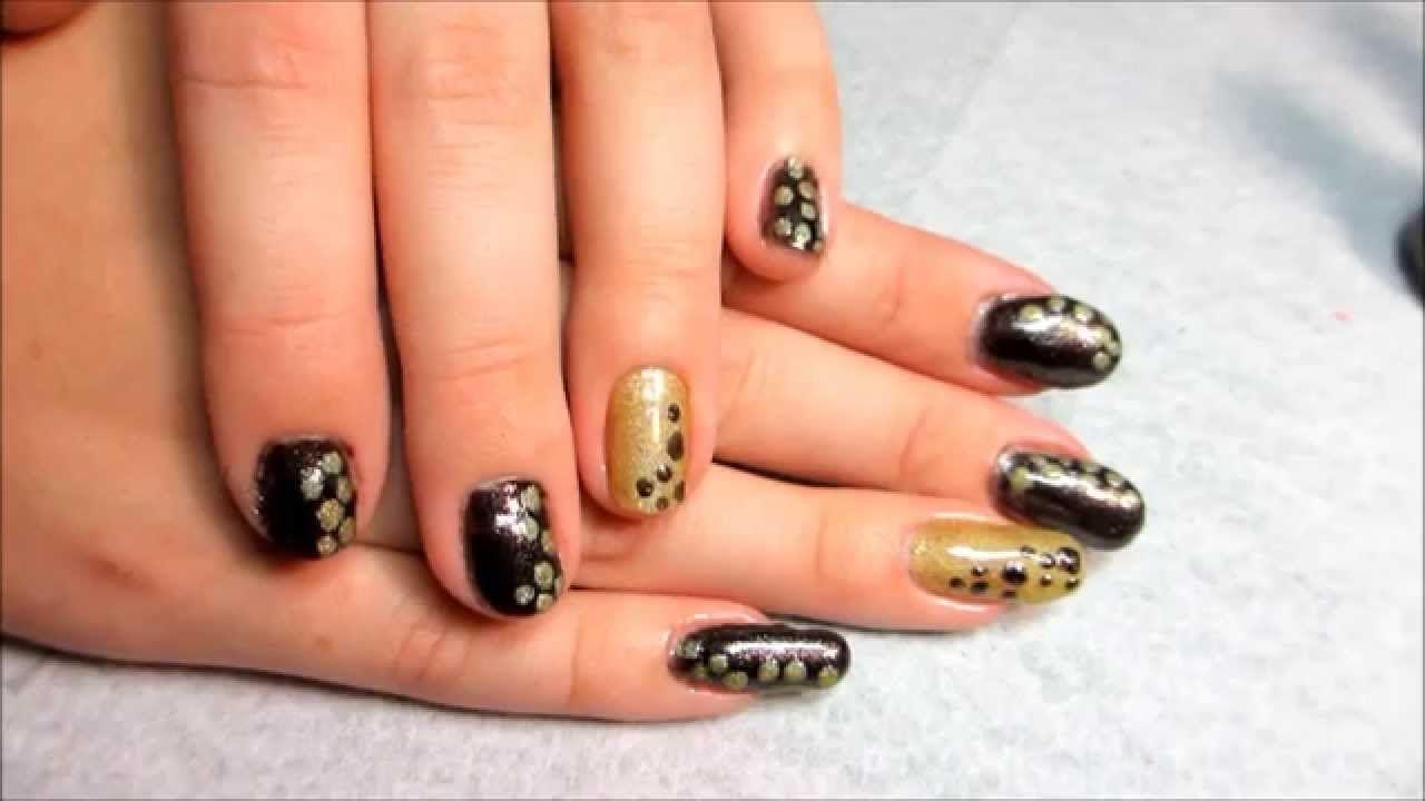 Easy Dotting Tool Nail Art Manons Nail Creations Pinterest