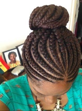 Feeding Cornrows 2012 African Braids Hairstyles Natural Hair Styles Hair Styles