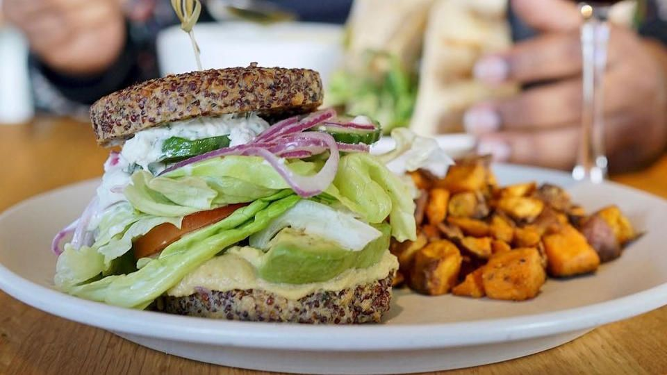 True Food Kitchen In Chicago Not Far From The Magnificent Mile
