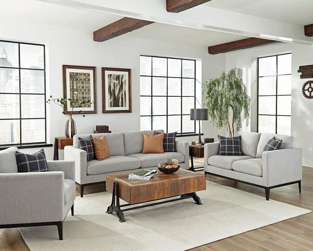 asherton light gray sofascott living  living room