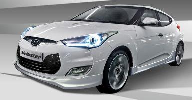 Hyundai Veloster Oem Body Kit Aa016 Hyundai Veloster Hyundai Body Kit