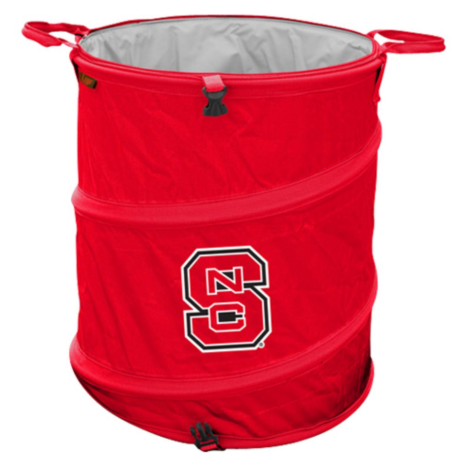 Logo Chair Ncaa College Pop Up Trash Can Logo Branding Coolers