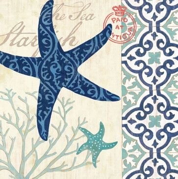 Sea Life - Starfish  artwork