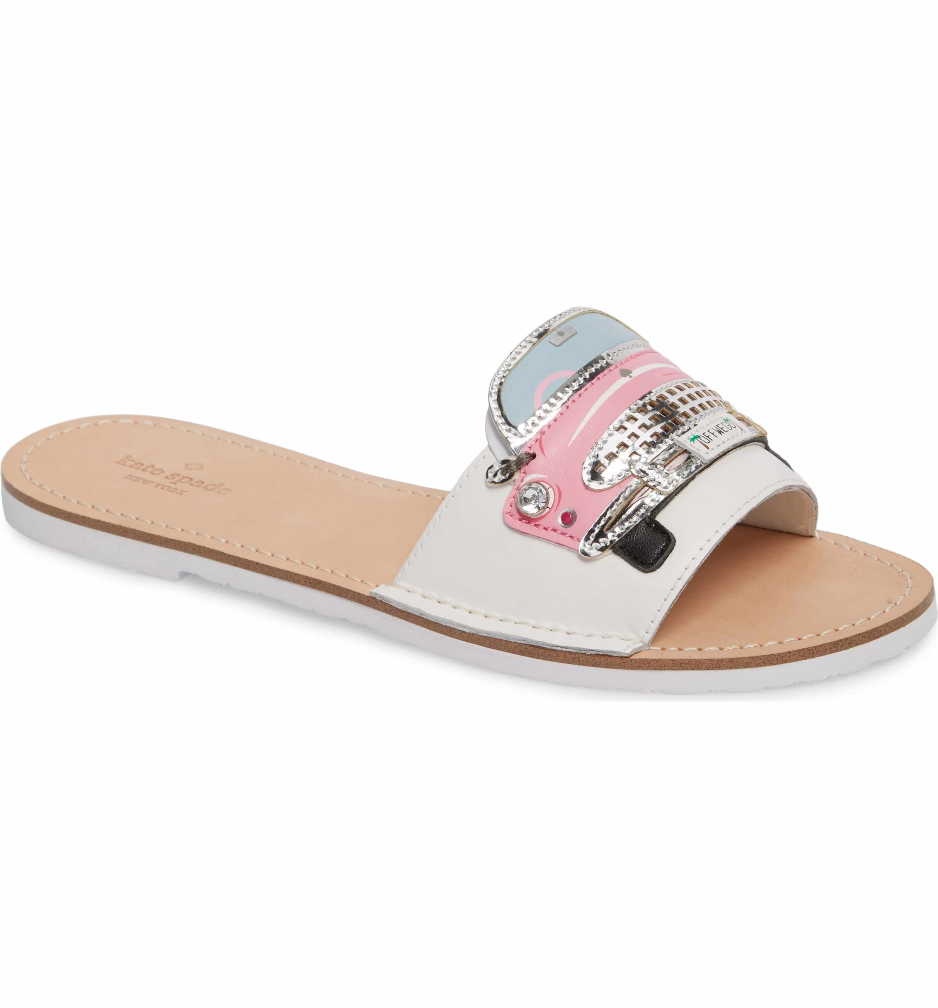 97e18619dd6d Main Image - kate spade new york isla vintage car sandal (Women ...