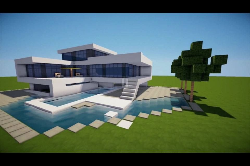 How To Build An Epic Base In Minecraft Diy Minecraft Modern