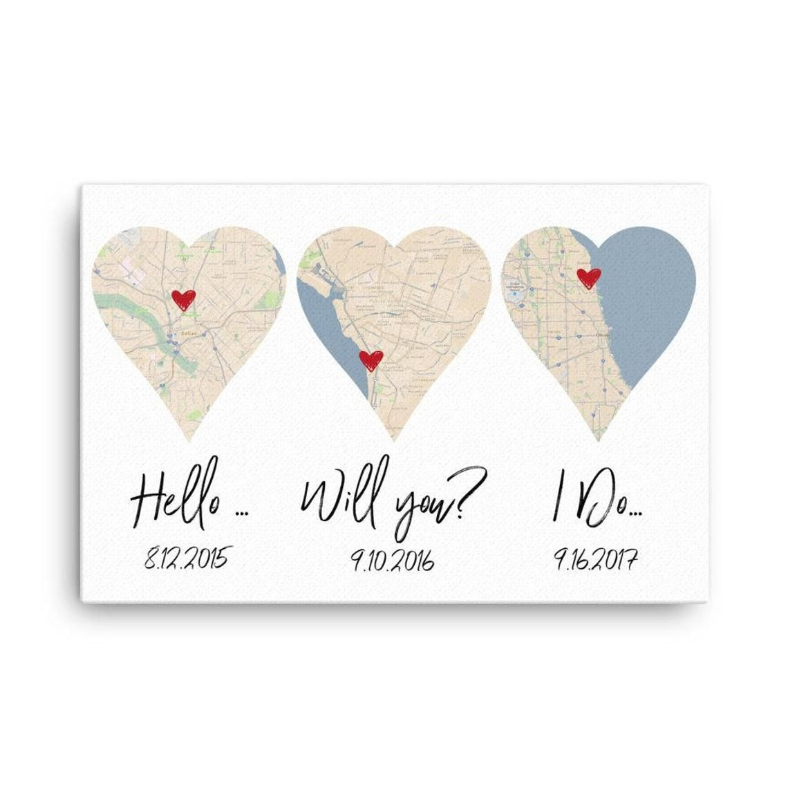 Cotton Wedding Anniversary Gift Ideas For Her: Cotton Anniversary Gift For Wife, For Her, For Girlfriend