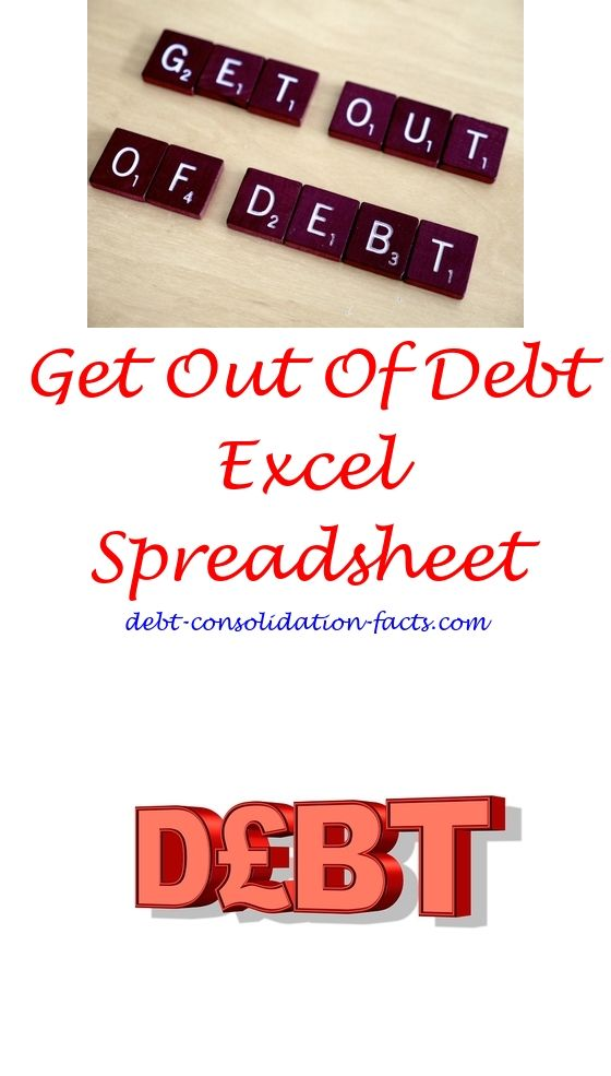 Get Out Of Debt Tips Pay debt, Consolidation loans and Debt - debt calculator spreadsheet