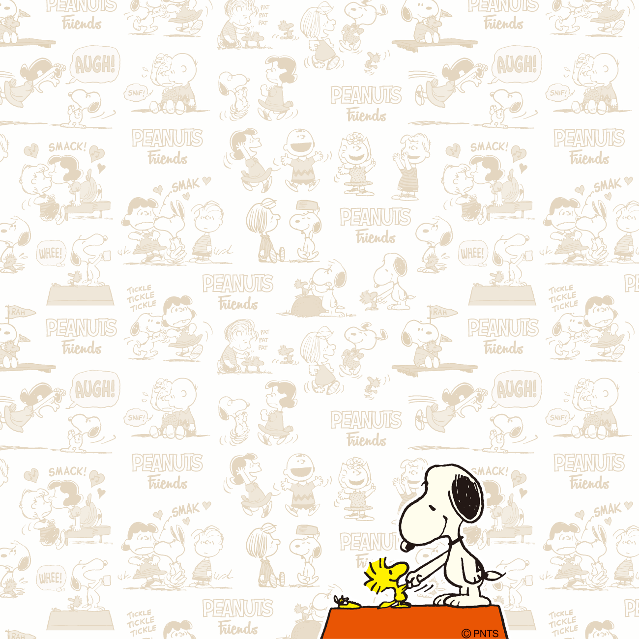 Snoopy And Woodstock スヌーピー 愛 壁紙 スヌーピー イラスト
