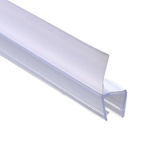 Eshoppables Bath Shower Screen Door Seal Strips 4-6mm Glass Door 6-15mm Gap  sc 1 st  Pinterest & Eshoppables Bath Shower Screen Door Seal Strips 4-6mm Glass Door 6 ...