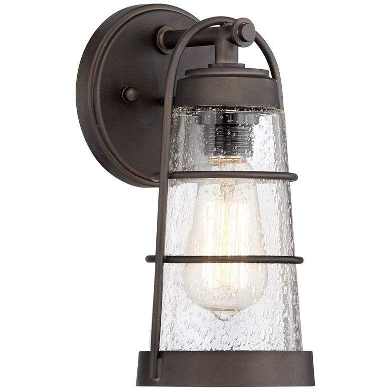 Averill Park 10 1 4 High Bronze Outdoor Wall Light 3d777 Lamps Plus Outdoor Wall Light Fixtures Outdoor Wall Lighting Wall Lights