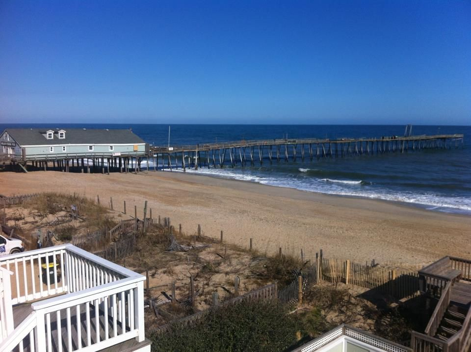 Avalon Pier Kill Devil Hills Nc Outer Banks Great For A Beach Wedding If You Want The Best Officiant Your Ceremony Contact Rev