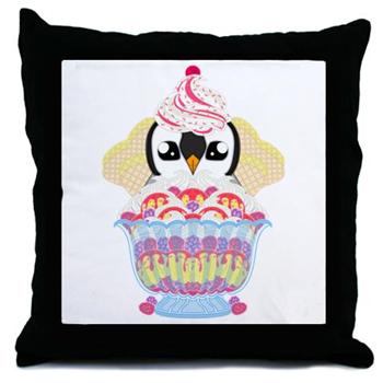 Easter sundaeguin throw pillow unique gifts and products easter sundaeguin throw pillow negle Images