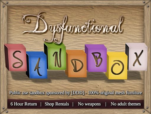 Dysfunctional Sandbox Logo!   Flickr - Photo Sharing!
