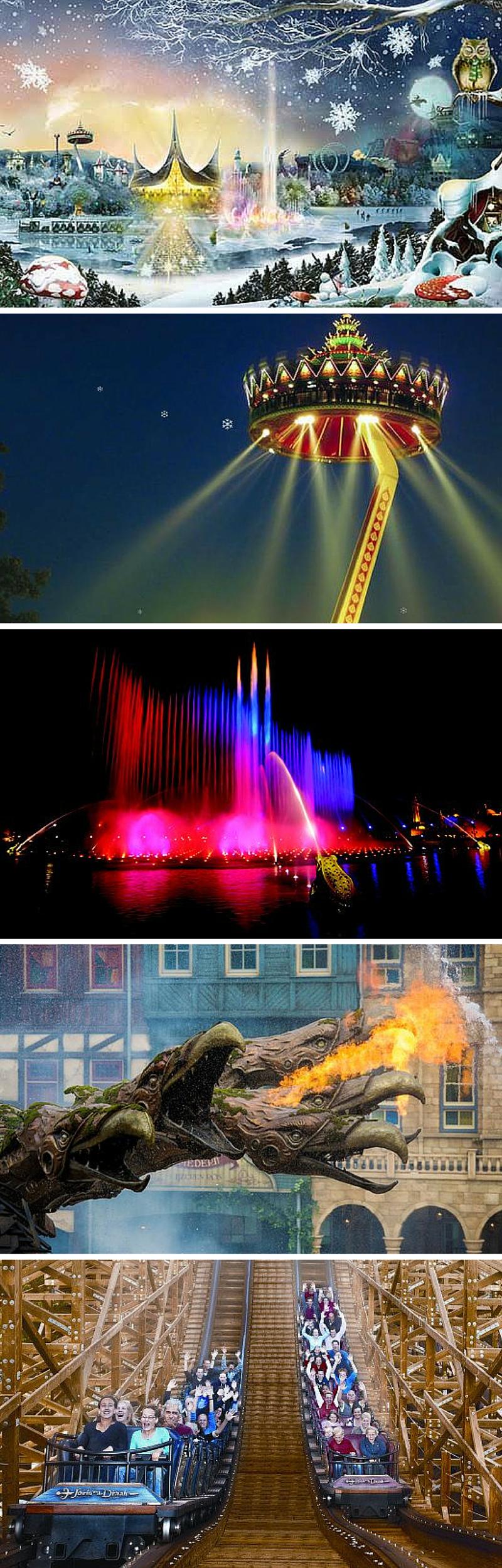 Lasst euch verzaubern in der Märchenwelt des Freizeitpark Efteling in den Niederlanden, auch hier findet ab 12.11. bis 31.01. ein Winter Spezial statt ---> http://www.reiseuhu.de/?p=7608 #Efteling
