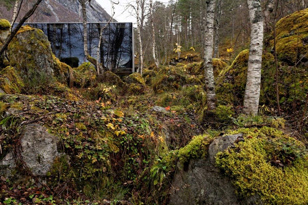 Juvet landscape hotel - first phase - Jensen & Skodvin