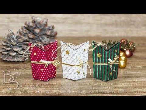 """Weihnachtliche Box """"Extravaganza"""" selbst basteln・Stampin' Up! #mumsetc"""