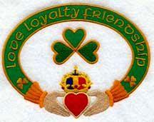 Love, Loyalty, Friendship
