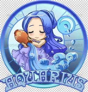 zodiac signs chibi - - Yahoo Image Search Results