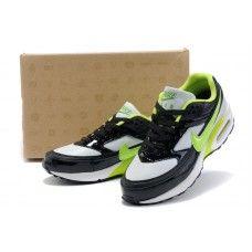 factory price b4622 11512 Hommes Nike Air Max Classic BW Noir/Vert/Blanc 69,88 | Youth ...