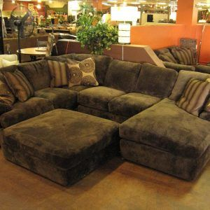 Oversized Sectional Sofas With Chaise