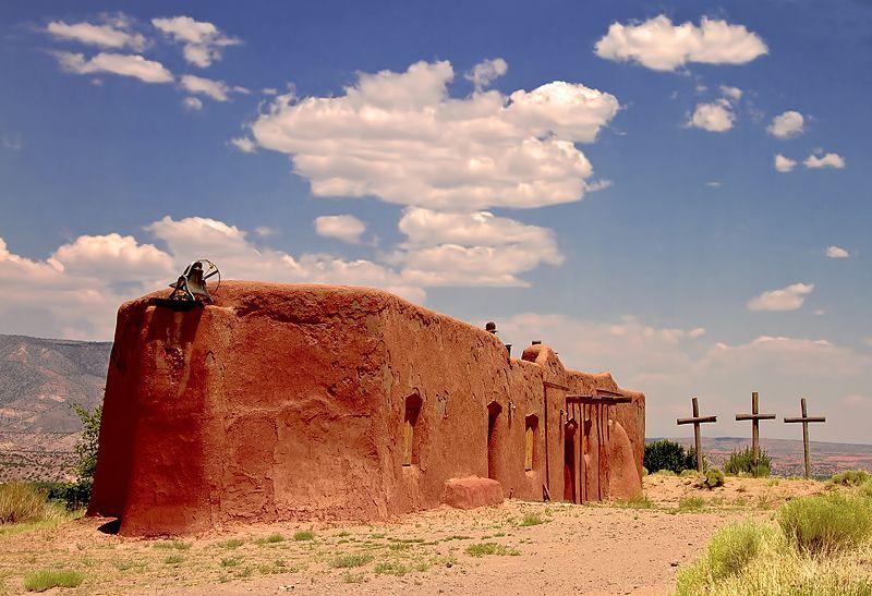 Morada, Abiquiu, New Mexico