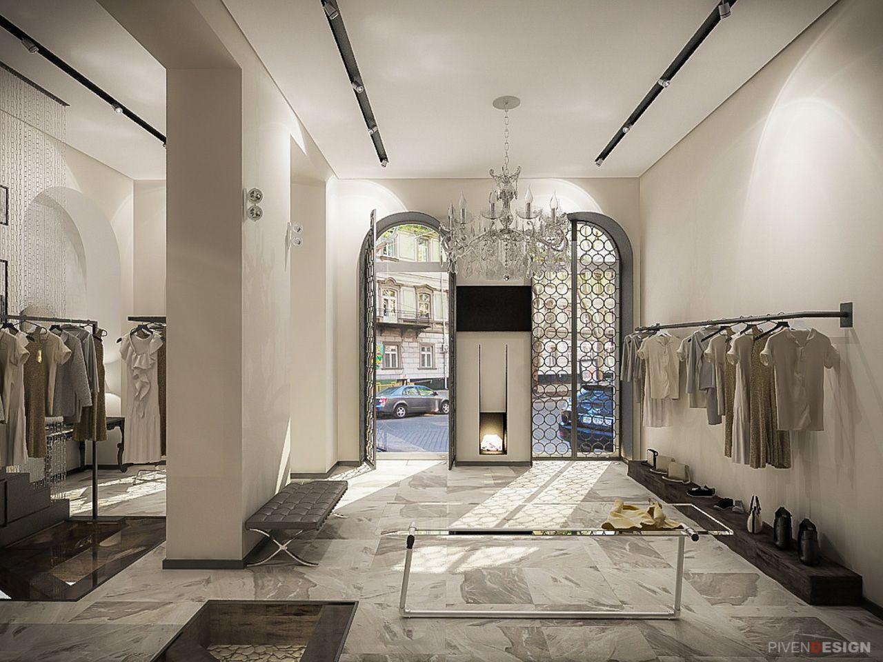 e77953d10a8 Дизайн интерьера бутика-ателье в одессе  boutiquedesign  shopinterior
