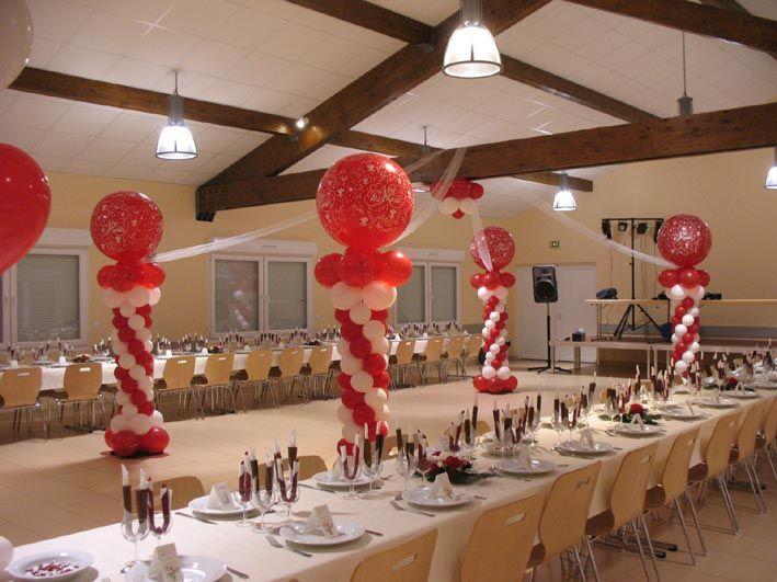 Deco mariage rouge et blanc chic mariage vintage chic et romantique pinterest mariage - Decoration mariage rouge et blanc ...