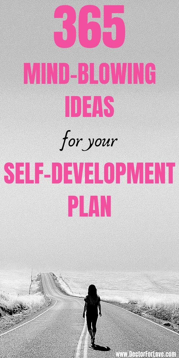 365 Fresh Ideas For Your Self-Development Plan