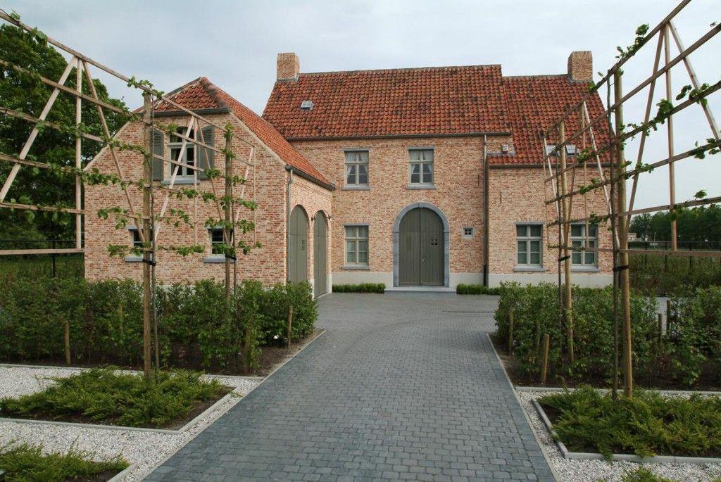 Sint job in 39 t goor pastorij lovely cottages gardens for Planimetrie in stile cottage
