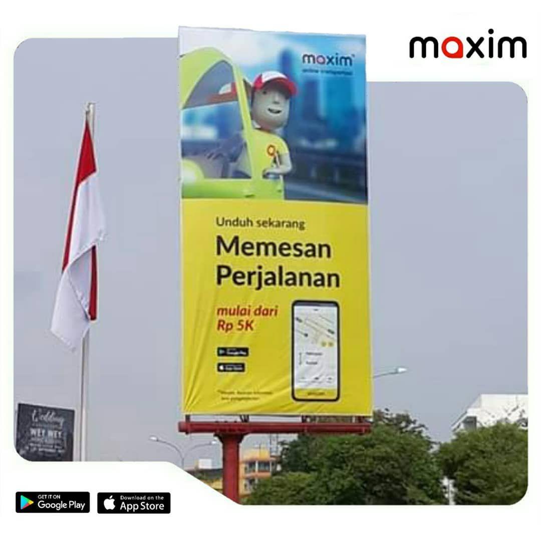 Pin Auf Maxim Driver Indonesia