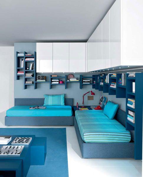 Misuraemme camerette cerca con google furniture children 39 s room pinterest - Camera ragazzi 2 letti ...