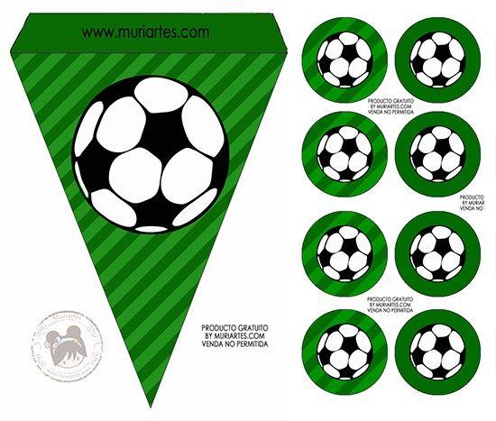 Ideas Para Decorar Tus Fiestas Y Cumpleanos Infantiles Productos Pa Cumpleanos Tematico De Futbol Fiestas De Cumpleanos De Futbol Fiestas Infantiles De Futbol
