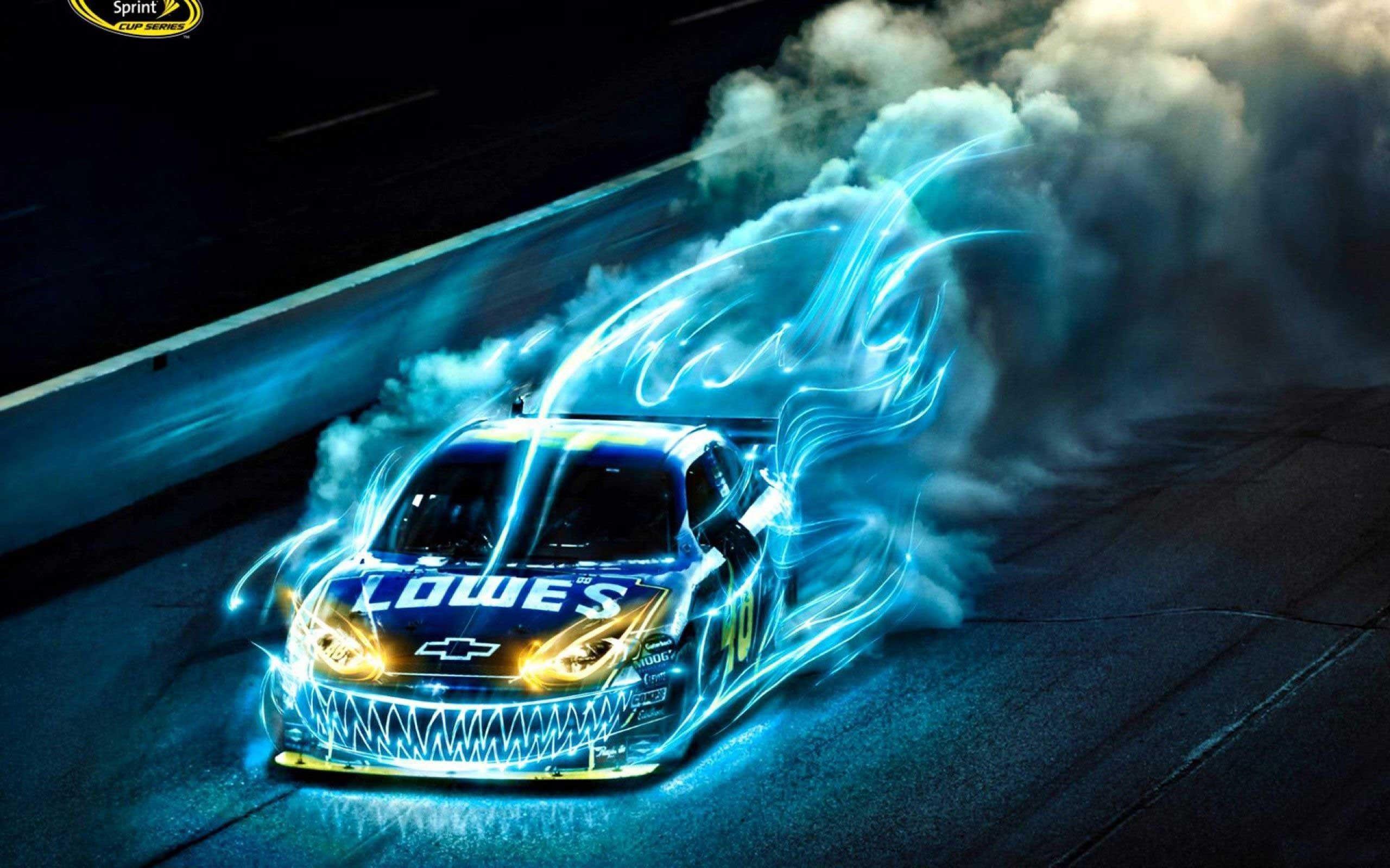 Best 3d Car Backgrounds Hd Download Nascar Car Wallpapers Racing