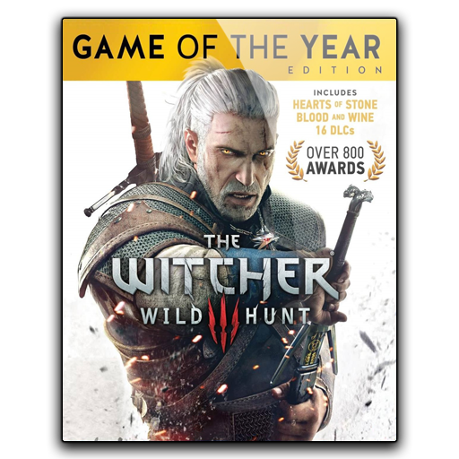 Icon The Witcher 3 By Hazzbrogaming Juegos De Xbox One The Witcher 3 Caza Salvaje