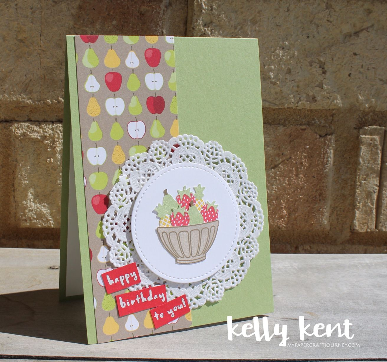 Sweet birthday wishes cards catalog and card ideas fruit basket kelly kent kristyandbryce Images