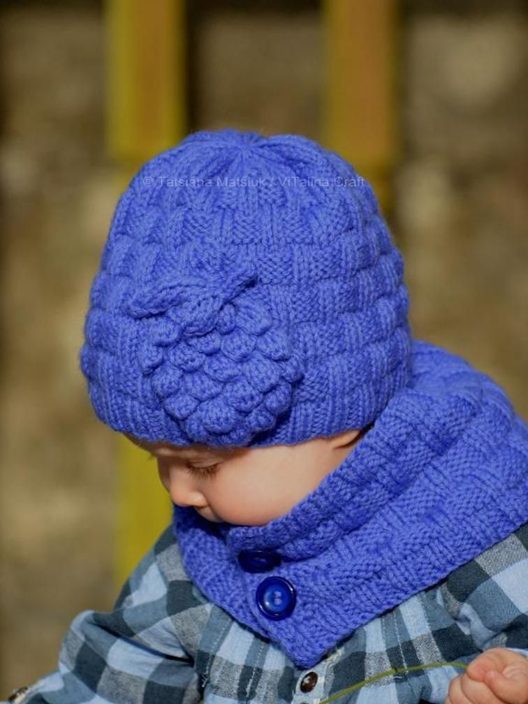 ... factory outlets 4e748 45215 Grapevine Hat and Scarf Craftsy ... 7a56837f72c3